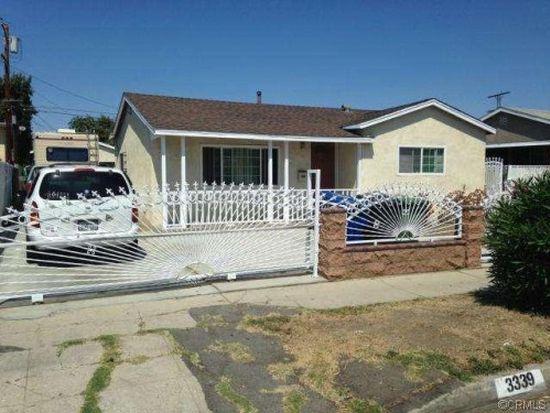 3339 W 135th St, Hawthorne, CA 90250