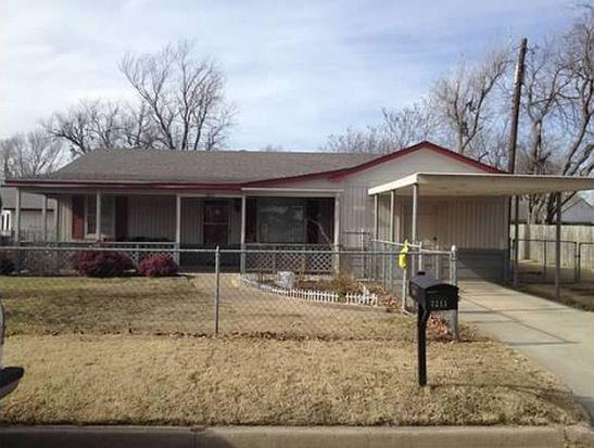 3215 S Brock Dr, Oklahoma City, OK 73119