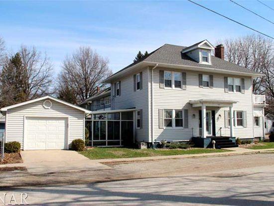 603 W South St, Clinton, IL 61727