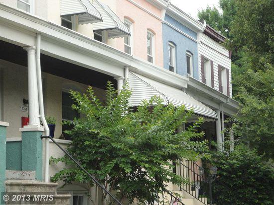 3700 Chestnut Ave, Baltimore, MD 21211