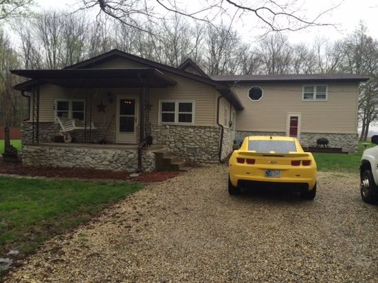4402 N County Road 950 W, Shirley, IN 47384