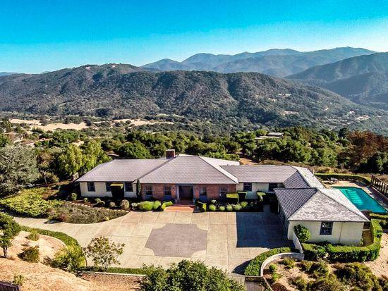 455 Via Los Tulares, Carmel Valley, CA 93924