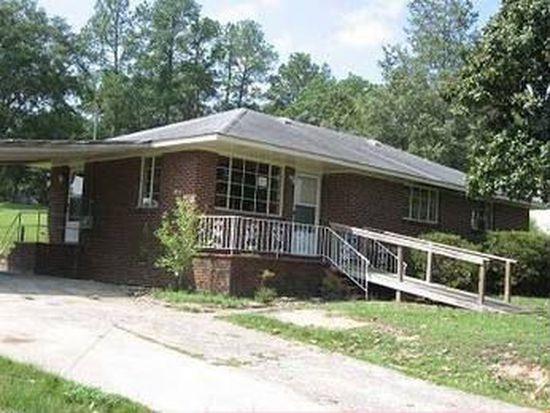 3362 Milledgeville Rd, Augusta, GA 30909