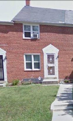 1015 Cameron Rd, Baltimore, MD 21212