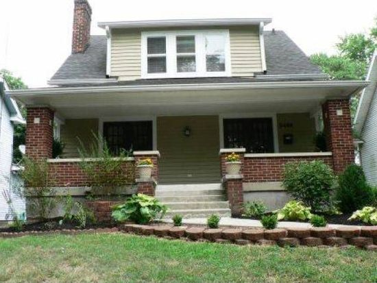 5409 Winthrop Ave, Indianapolis, IN 46220