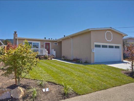 219 Greenway Dr, Pacifica, CA 94044
