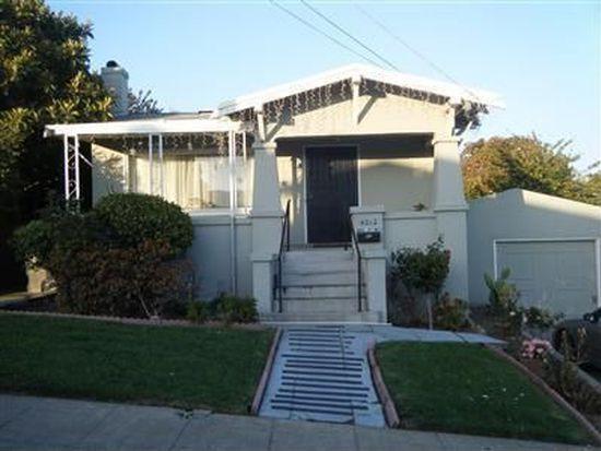 4212 Carrington St, Oakland, CA 94601