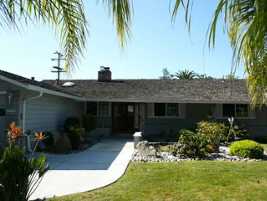 1098 Ticonderoga Dr, Sunnyvale, CA 94087