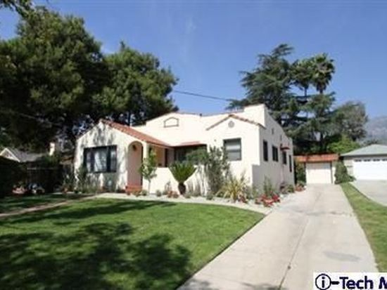 1439 E Topeka St, Pasadena, CA 91104