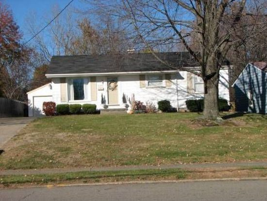 3202 Sunnybrooke Dr, Youngstown, OH 44511
