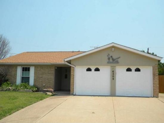 6509 Dustin Ct, Watauga, TX 76148