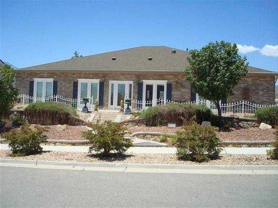 6701 Pearl Ridge Dr, El Paso, TX 79912