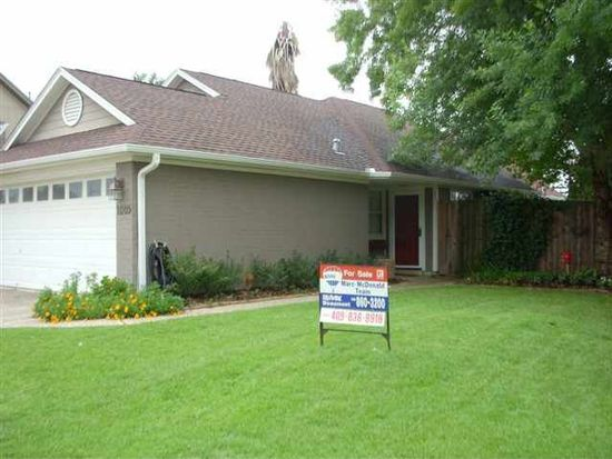 1005 Green Meadow St, Beaumont, TX 77706