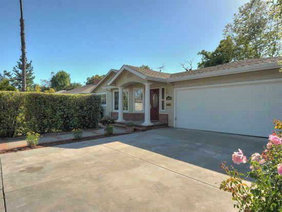 1618 Miramonte Ave, Mountain View, CA 94040