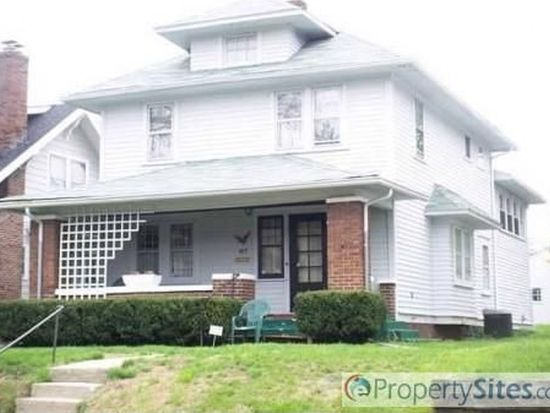 415 N Bosart Ave, Indianapolis, IN 46201