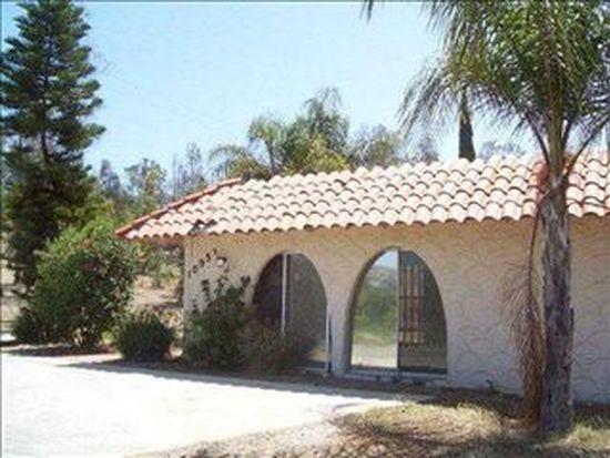 10953 Valle Vista Rd, Lakeside, CA 92040