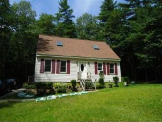 294 Long Pond Rd, Danville, NH 03819