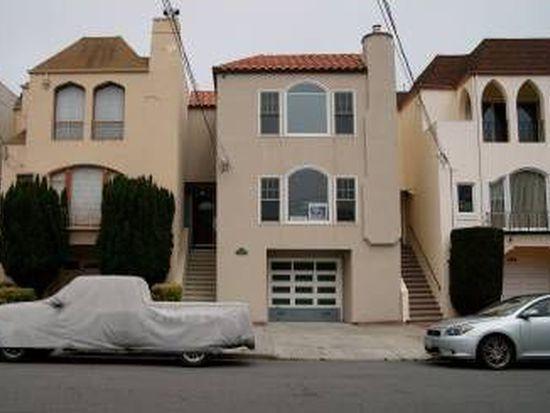882 28th Ave, San Francisco, CA 94121