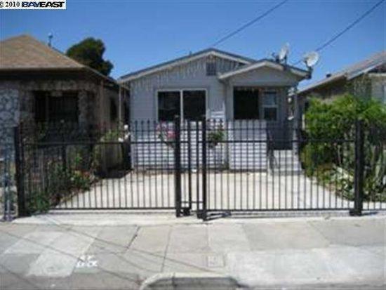 1421 70th Ave, Oakland, CA 94621