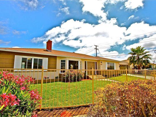 5721 Churchward St, San Diego, CA 92114