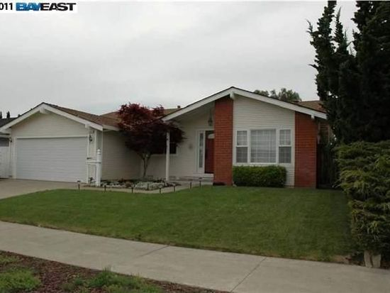 3205 Isherwood Way, Fremont, CA 94536