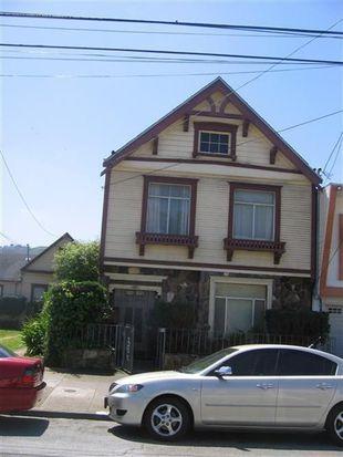 165 Farallones St, San Francisco, CA 94112