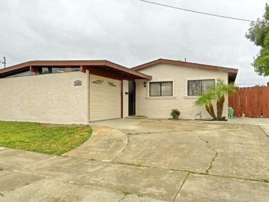 5122 Arvinels Ave, San Diego, CA 92117