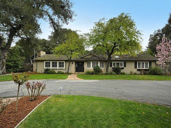 1 Jennings Ln, Atherton, CA 94027