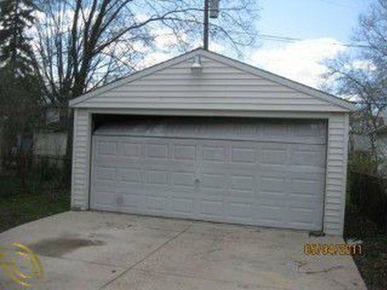 15825 Monte Vista St, Detroit, MI 48238