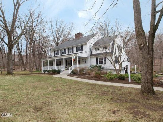 25 Deer Hill Dr, Ridgefield, CT 06877
