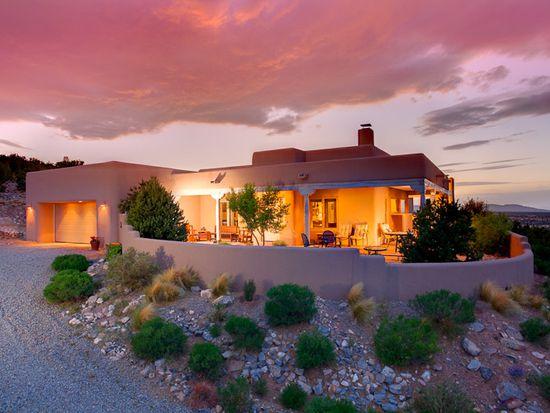 15 Camino Real, Sandia Park, NM 87047