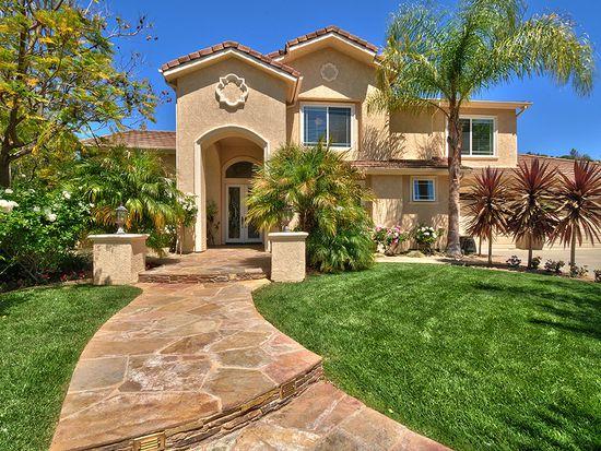 3191 Vista Grande, Santa Rosa Valley, CA 93012