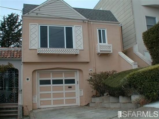 537 Gennessee St, San Francisco, CA 94127