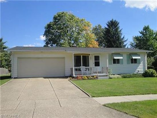 5451 Celeste View Dr, Stow, OH 44224