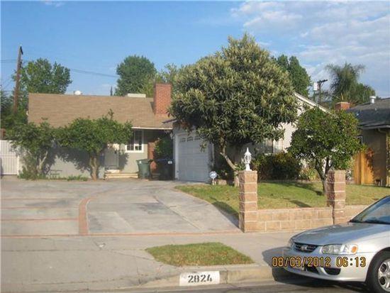 2824 N Frederic St, Burbank, CA 91504
