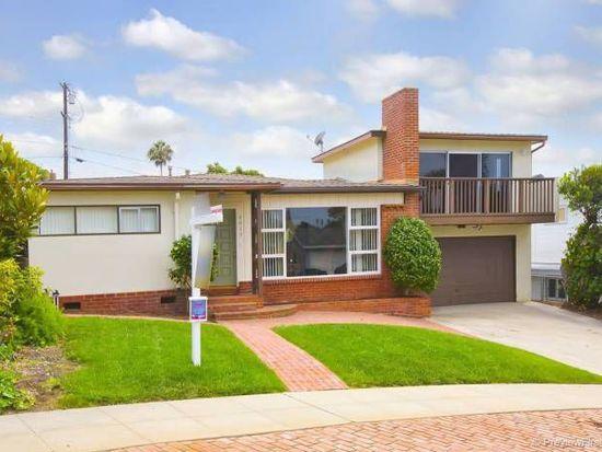 4417 Tivoli St, San Diego, CA 92107