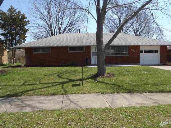2522 Barnhart Ave, Fort Wayne, IN 46805