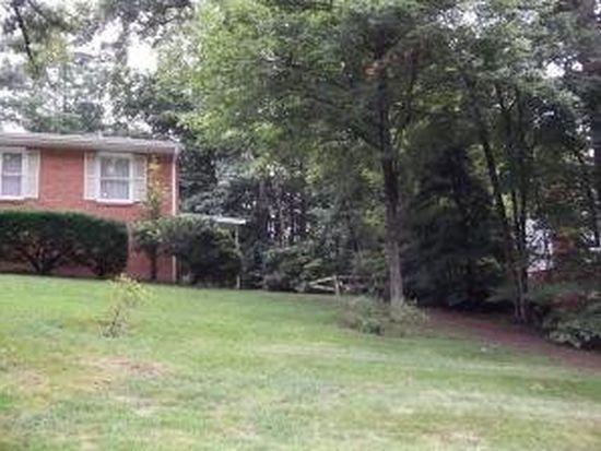 5620 N Lake Dr, Roanoke, VA 24019