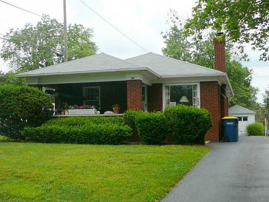 955 N Downey Ave, Warren Park, IN 46219