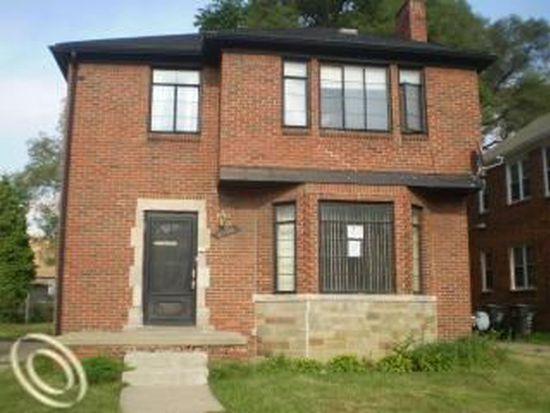 17196 Prairie St, Detroit, MI 48221
