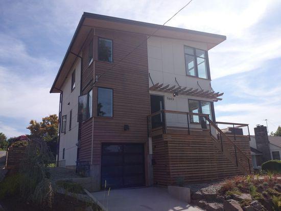 5603 SW Hanford St, Seattle, WA 98116