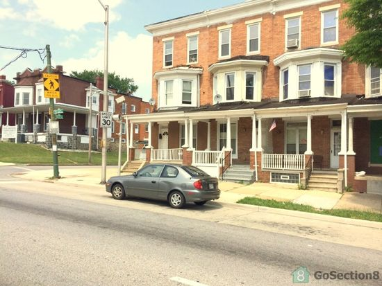 3657 Park Heights Ave, Baltimore, MD 21215
