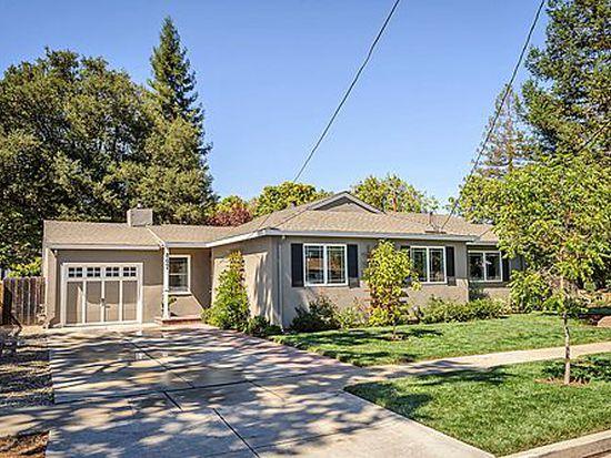 807 14th Ave, Menlo Park, CA 94025