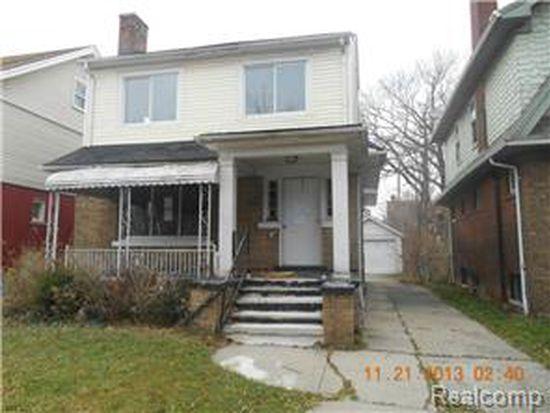 4038 Taylor St, Detroit, MI 48204
