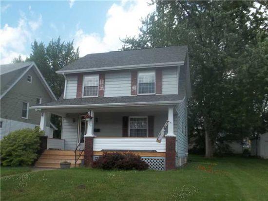 309 Hillcrest Ave, New Castle/2nd, PA 16105