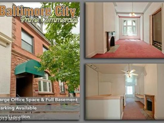 2129 Maryland Ave, Baltimore, MD 21218