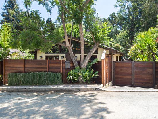 8452 Ridpath Dr, West Hollywood, CA 90046
