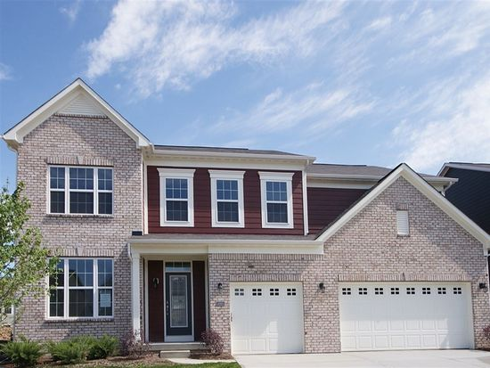 Rushmore - Westbrooke at Geist by Ryland Homes