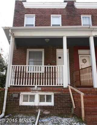 3205 Stafford St, Baltimore, MD 21229