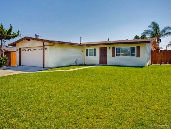 622 Shuboro St, Vista, CA 92083